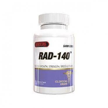 RAD 140 SARM by Hardcore Formulations