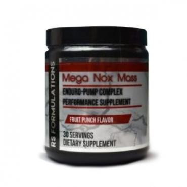Mega-Nox-Mass-SARM-Pro-Hormone-Infused-Fruit-Punch-Pre-Workout-(Ostarine,-LGD-&-M-STEN)