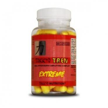 Tren Extreme by Tokkyo Nutrition 60 Capsules