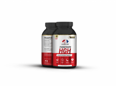 Alchemy Labs PHENITROPE HGH Sleep Aid